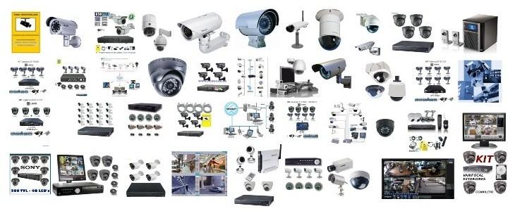 CCTV – Controle su Hogar o su Negocio - KITS Autoinstalables  económicos